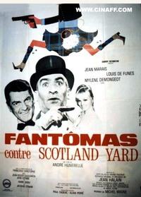 Bild Fantômas contre Scotland Yard