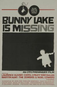 Bild Bunny Lake Is Missing