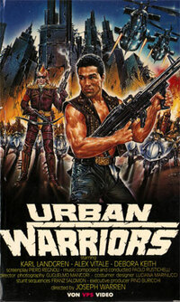 Bild Urban Warriors