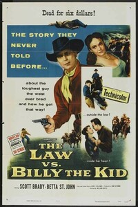 Bild The Law vs. Billy the Kid