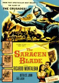 Bild The Saracen Blade