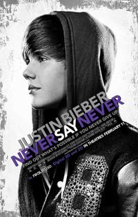 Bild Justin Bieber: Never Say Never
