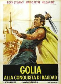 Bild Golia alla conquista di Bagdad