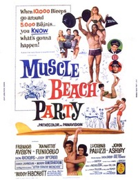 Bild Muscle Beach Party