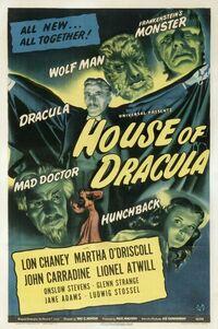 Bild House of Dracula