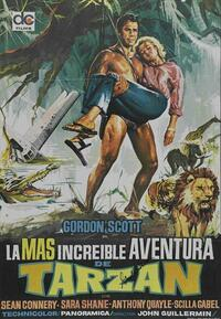 image Tarzan's Greatest Adventure