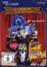 Bild Die 3 Bärchen und der Blöde Wolf - Das Käpt'n Blaubär Musical