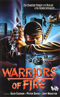 Bild Ninja and the Warriors of Fire