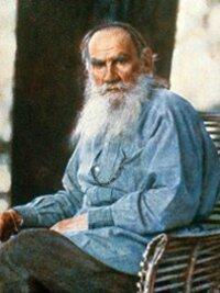 Bild Leo Tolstoi