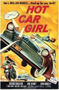 Bild Hot Car Girl