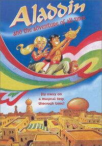 Bild Aladdin and the Adventure of All Time