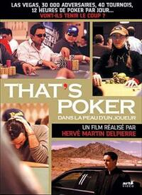 Bild That's poker... Dans la peau d'un joueur