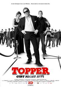 Bild Topper gibt nicht auf. In 3D.