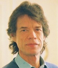 image Mick Jagger