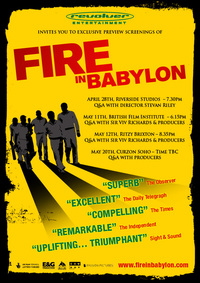 Bild Fire in Babylon