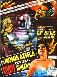 image La momia azteca contra el robot humano