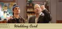 Bild Wedding Card