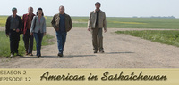 Bild An American in Saskatchewan
