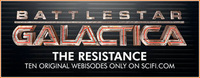 image Battlestar Galactica - The Resistance