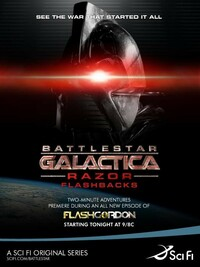 Bild Battlestar Galactica - Razor Flashbacks