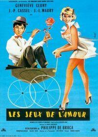 Bild Les jeux de l'amour