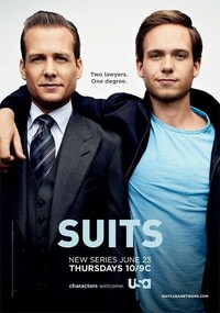 Suits > Staffel 1