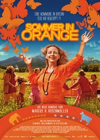 Bild Sommer in Orange