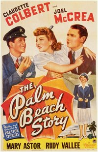 Bild The Palm Beach Story