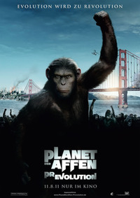 Bild Rise of the Planet of the Apes