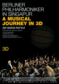 Bild Berliner Philharmoniker - A Musical Journey in 3D