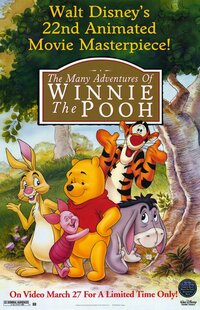 Bild The Many Adventures of Winnie the Pooh