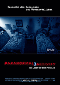 Bild Paranormal Activity 3