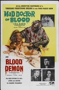 Bild Mad Doctor of Blood Island
