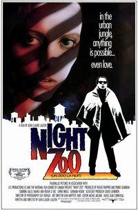 Bild Un zoo la nuit