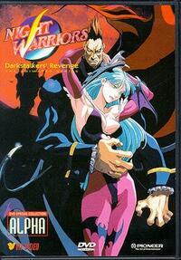 Bild Vampire Hunter: The Animated Series