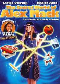 Bild The Secret World of Alex Mack