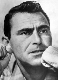 image Rod Serling
