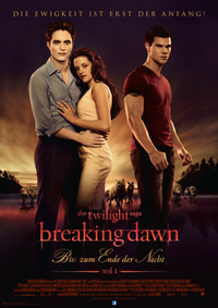 Bild The Twilight Saga: Breaking Dawn - Part 1
