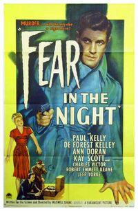 Bild Fear in the Night