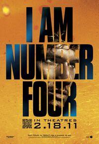 image I Am Number Four