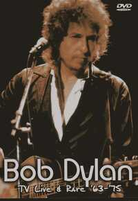 Bild Bob Dylan - TV Live & Rear 1963 - 1975