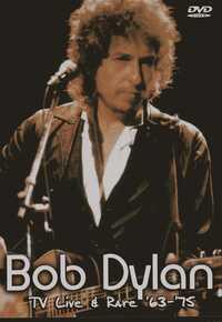 image Bob Dylan - TV Live & Rear 1963 - 1975