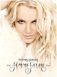 Bild Britney Spears Live: The Femme Fatale Tour