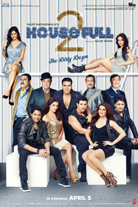 Bild Housefull 2: The Dirty Dozen