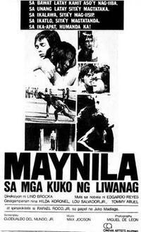 Bild Maynila: Sa mga kuko ng liwanag