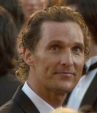 image Matthew McConaughey