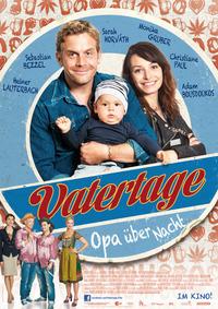 image Vatertage - Opa über Nacht