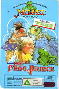 Bild Tales from Muppetland: The Frog Prince