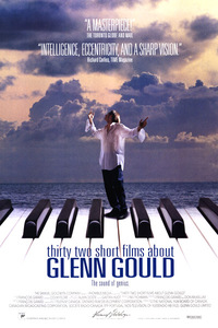 Bild Thirty Two Short Films About Glenn Gould