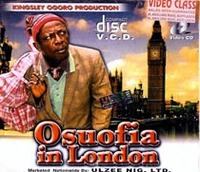 Bild Osuofia in London